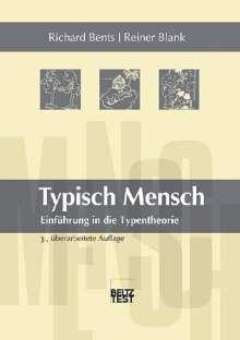 Richard Bents: Typisch Mensch, Buch