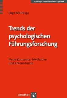 Trends der psychologischen Führungsforschung, Buch