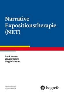 Frank Neuner: Narrative Expositionstherapie (NET), Buch