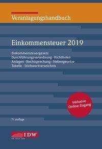Veranlagungshandbuch Einkommensteuer 2019, 1 Buch und 1 Diverse