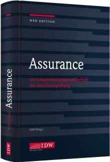 Assurance, Buch