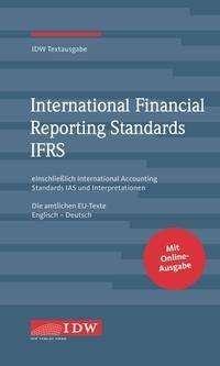 IDW, IFRS IDW Textausgabe, 14. Auflage, 1 Buch und 1 Diverse