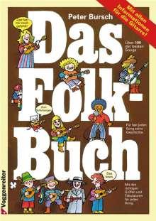 Peter Bursch: Das Folk - Buch, Noten