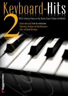 Jeromy Bessler: Keyboard Hits 2, Noten