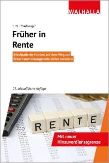 Nikolaus Ertl: Früher in Rente, Buch