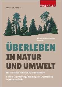 Carsten Dombrowski: Überleben in Natur und Umwelt, Buch
