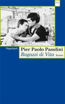 Pier Paolo Pasolini: Ragazzi di vita, Buch