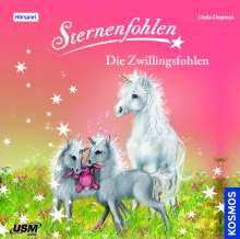 Linda Chapman: Sternenfohlen (Folge 21): Die goldene Flaschenpost, CD