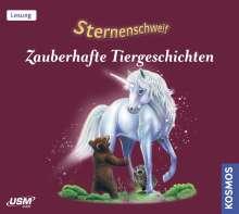 Linda Chapman: Sternenschweif - Zauberhafte Tiergeschichten, 2 CDs