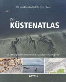 Dirk Meier: Der Küstenatlas, Buch