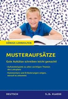 Evelyn Coppola: Königs Lernhilfen: Musteraufsätze für die 5./6. Klasse, Buch