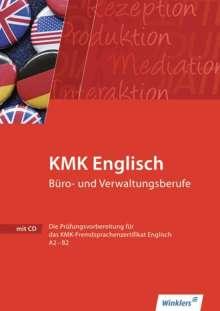 Doris Gerke: KMK Fremdsprachenzertifikat Englisch für Büro- und Verwaltungsberufe, Buch