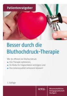 Uwe Gröber: Besser durch die Bluthochdruck-Therapie, Buch