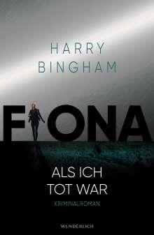 Harry Bingham: Fiona, Buch