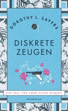 Dorothy L. Sayers: Diskrete Zeugen (Neuausgabe), Buch