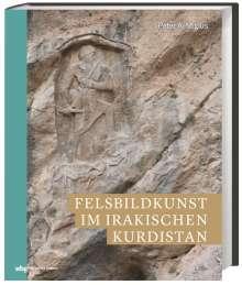 Peter Miglus: Felsbildkunst im irakischen Kurdistan, Buch