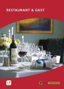 Anton Beer: Restaurant & Gast, Buch