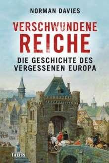 Norman Davies: Verschwundene Reiche, Buch