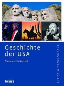 Alexander Emmerich: Geschichte der USA, Buch