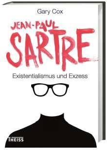 Gary Cox: Jean-Paul Sartre, Buch