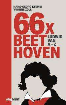 Hans-Georg Klemm: 66 x Beethoven, Buch