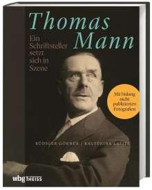 Rüdiger Görner: Thomas Mann, Buch