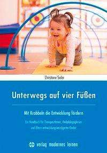 Christiane Seiler: Unterwegs auf vier Füßen, Buch