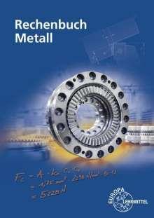 Jürgen Burmester: Rechenbuch Metall, Buch