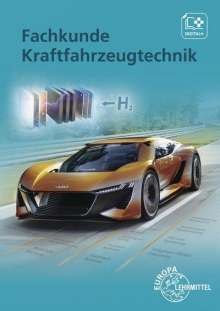 Mona Brand: Fachkunde Kraftfahrzeugtechnik, Buch