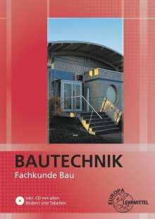 Falk Ballay: Bautechnik Fachkunde, Buch