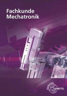 Walter Eichler: Fachkunde Mechatronik, Buch
