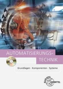 Jürgen Baur: Automatisierungstechnik, Buch
