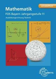 Patrick Drössler: Mathematik FOS Bayern Jahrgangsstufe 11, Buch