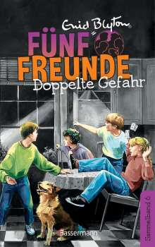 Enid Blyton: Fünf Freunde - Doppelte Gefahr - DB 06, Buch