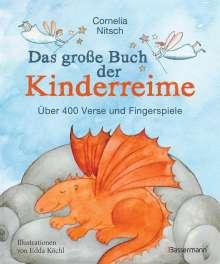 Cornelia Nitsch: Das große Buch der Kinderreime, Buch