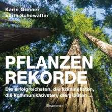 Karin Greiner: Pflanzenrekorde, Buch