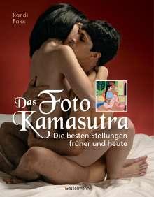 Randi Foxx: Das Foto-Kamasutra, Buch