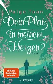 Paige Toon: Dein Platz in meinem Herzen, Buch