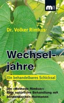 Volker Rimkus: Wechseljahre. Ein behandelbares Schicksal., Buch