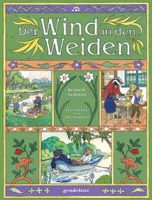 Kenneth Grahame: Der Wind in den Weiden., Buch