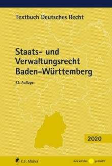 Staats- und Verwaltungsrecht Baden-Württemberg, Buch