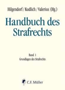 Robert Esser: Handbuch des Strafrechts. Band 01, Buch
