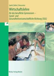 Hermann Speth: Wirtschaftslehre für das berufliche Gymnasium, Buch