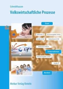 Michael Schmidthausen: Volkswirtschaftliche Prozesse, Buch