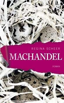 Regina Scheer: Machandel, Buch