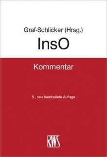 InsO, Buch