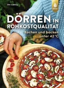 Ute Ludwig: Dörren in Rohkostqualität, Buch