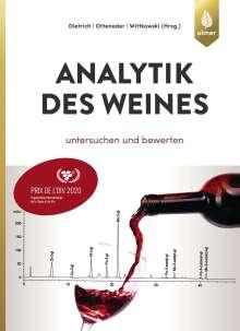 Helmut Dietrich: Analytik des Weines, Buch