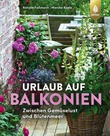 Natalie Faßmann: Urlaub auf Balkonien, Buch
