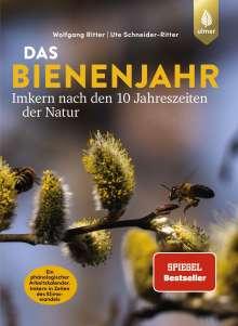 Wolfgang Ritter: Das Bienenjahr - Imkern nach den 10 Jahreszeiten der Natur, Buch